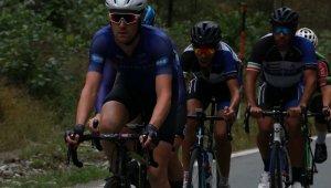 Uluslararası Karadeniz Bisiklet Turu start aldı