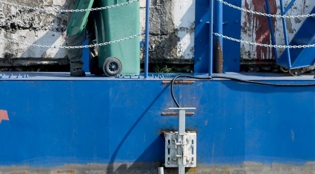 Yüzen çöp kutusu Seabin deniz ve gölleri temizleyecek