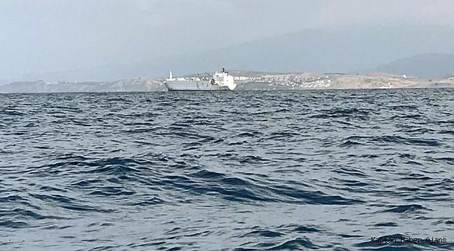Angus yüklü geminin bekleyişi sürüyor