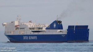 Baltık denizinde feribotta patlama