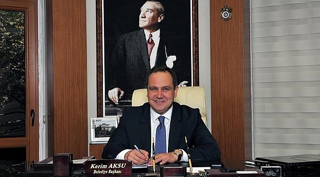 Başkan Aksu'dan liman açıklaması