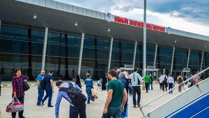 Bingöl Havalimanından 1 ayda 20 bin yolcu uçtu