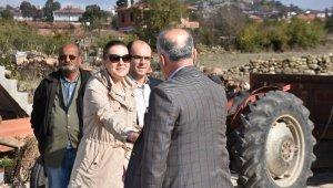 Dursunbey OSB'ye 50 milyon TL'lik yatırım