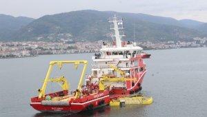 İzmit Körfezinde dev tatbikat: KEGM ve Med Marine katıldı