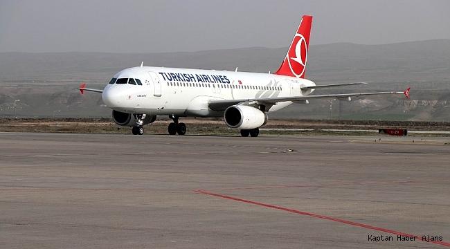 Kapadokya Havalimanını yılın ilk 9 ayında 291 bin 52 yolcu kullandı