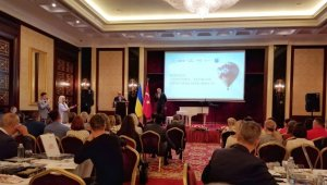 Kayseri ve Ukraynalı turizmciler Erciyes için Kiev'de buluştu