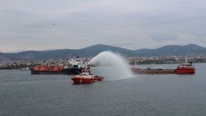 Kocaeli Bölgesi Deniz Kirliliğine Acil Müdahale Tatbikatı nefes kesti