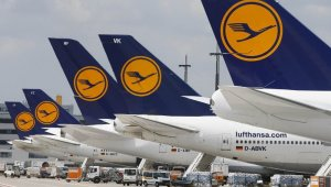 Lufthansa'da günde 60 uçuş iptal ediliyor