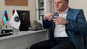 """Asimder Başkanı Gülbey: """"Ermenista'nın küstahlığı bitmiyor"""""""