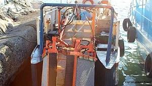 Hatay sahillerinden 4 yılda 4 bin ton atık toplandı