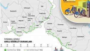 Hem ulaşım hem spor için İstanbul'a bisiklet ağı