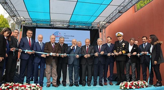 İzmir Gemi Trafik Hizmetleri Merkezi Törenle Açıldı