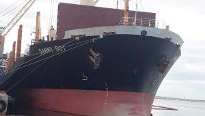 Denizi kirleten gemiye 479 bin 600 lira ceza