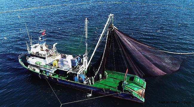 Doğu Karadenizli balıkçılar hamsiyi Batı Karadeniz'de arıyor