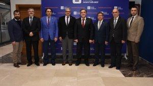 Havacılık ve Uzay Teknolojileri Genel Müdürü, EOSB'yi ziyaret etti