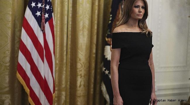 """Melania Trump: """"Bazı gazeteciler ve komedyenler Trump ismini kullanarak fırsatçılık yapıyor"""""""