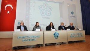 NEÜ'de 'Ortaçağ'da Harp Silahları' konulu panel düzenlendi