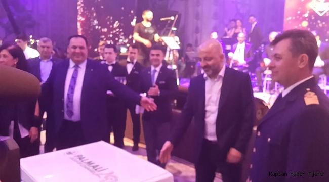 Palmali Grubu 20. yılını muhteşem bir gece ile kutladı