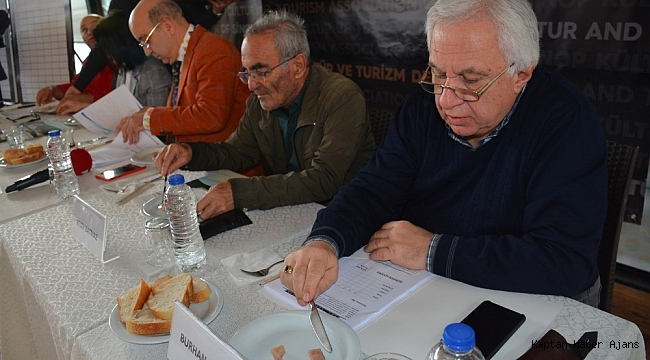 Sinop'ta ödüllü lakerda yarışması