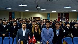 Turgut Kıran Denizcilik Fakültesi Kariyer Günleri Devam Ediyor