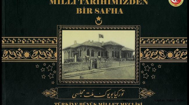 Atatürk Araştırma Merkezi 'İlk Meclis Albümü'nü yayımlandı