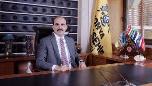 """Başkan Altay: """"İhracat rekoru kıran Konyalı üreticilerimizi tebrik ediyorum"""""""