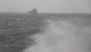Batı Karadeniz'de fırtına bekleniyor