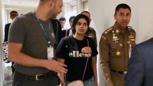 BM 'den Suudi genç kadına mülteci statüsü
