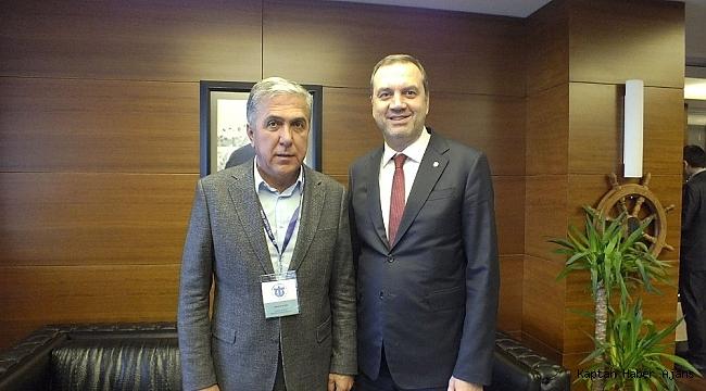 """DTO Başkanı Kıran: """"Antalya deniz turizminin merkezi ve göz bebeği"""""""