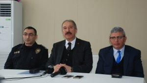 """Emniyet Müdürü Topaloğlu'dan """"kotayı doldurmak için ceza kesiliyor"""" eleştirilerine cevap"""