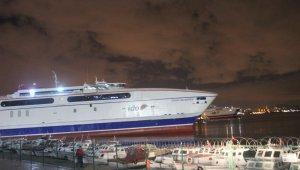 İDO Yenikapı-Kadıköy-Bursa-Bandırma seferleri iptal edildi