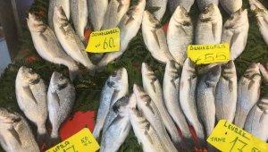 Kar yağışı balık fiyatlarını vurdu