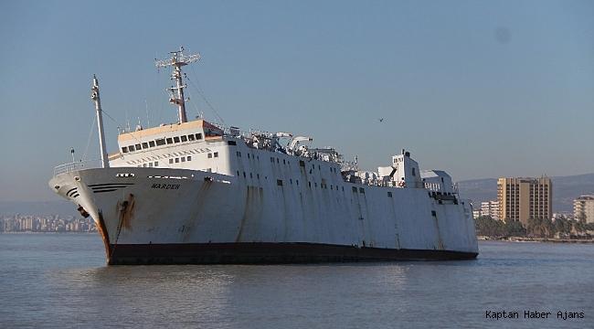 Karaya oturan gemi için acil satış kararı alındı