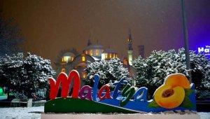 Malatya'da kartpostallık görüntüler