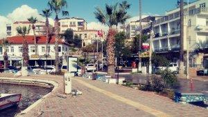 Milas'ta kanalizasyon atıklarının denize boşaltıldığı iddiası