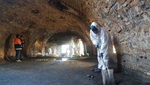 Tarihi Garipçe Kalesi İBB ekipleri tarafından temizlendi