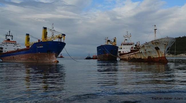 Terk Edilmiş Gemiler Ekonomiye Katkı Sağlıyor