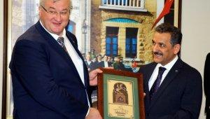 Ukrayna Büyükelçisi'nden ilginç batan gemi yorumu