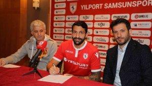 Yılport Samsunspor, Darmstadt 98'den, Aytaç Sulu ile 1.5 yıllık sözleşme imzaladı