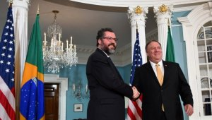 ABD, Brezilya ve Kolombiya'dan Venezuela'ya yardım ittifakı