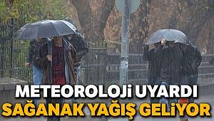 Meteoroloji uyardı! Sağanak yağış geliyor, 20 Şubat 2019 yurtta hava durumu