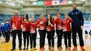 Türkiye Goalball Kadın Milli Takımı namağlup şampiyon