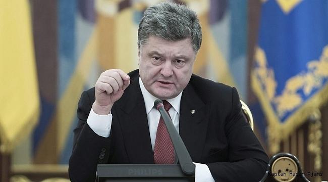 """Ukrayna: """"Kerç Boğazı'na yeniden gemi göndereceğiz"""""""