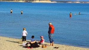 Aydın'da deniz sezonu başladı