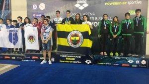 Gaziantep yüzme tarihinde bir ilk daha