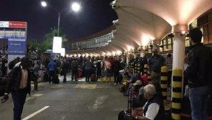 Kenya'da havalimanlarında grev