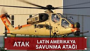 Latin Amerika'ya savunma atağı