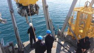 Mavi Vatan 2019 Tatbikatında denizaltından personel kurtarma eğitimi