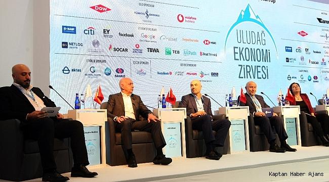 """Nihat Özdemir: """"Bu yıl Limak Holding olarak 1 milyar dolarlık yatırım yapmayı planlıyoruz"""""""