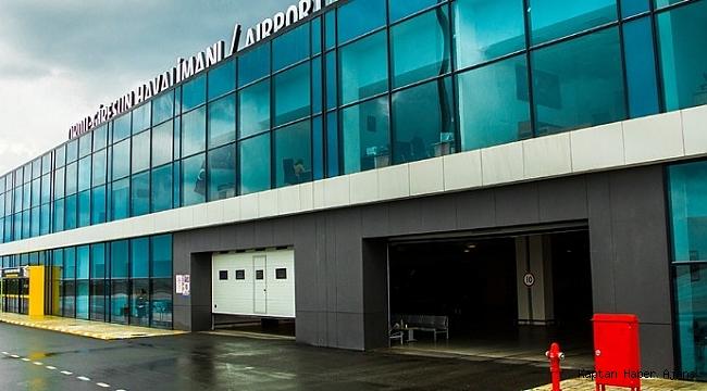 Ordu-Giresun Havalimanında ulaşıma sis engeli